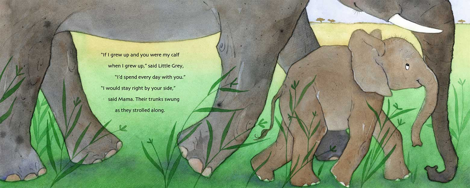 Mama's Day with Little Gray by Laura J. Bryant