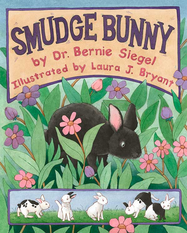 Smudge Bunny by Laura J. Bryant