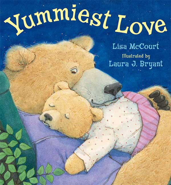 Yummiest Love by Laura J. Bryant