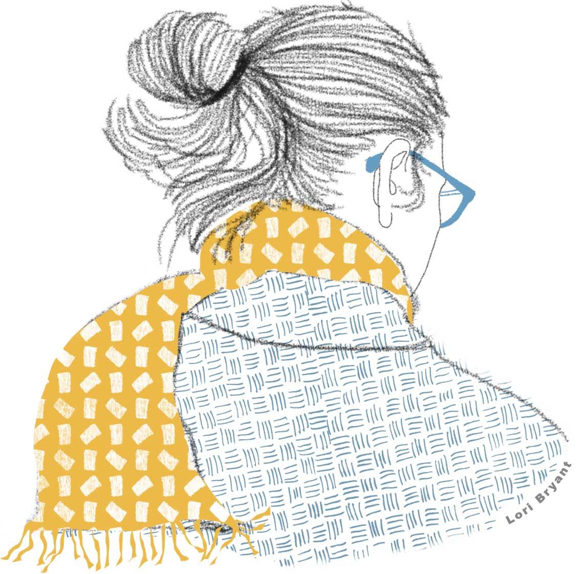 Laura J. Bryant (Lori Bryant) portrait